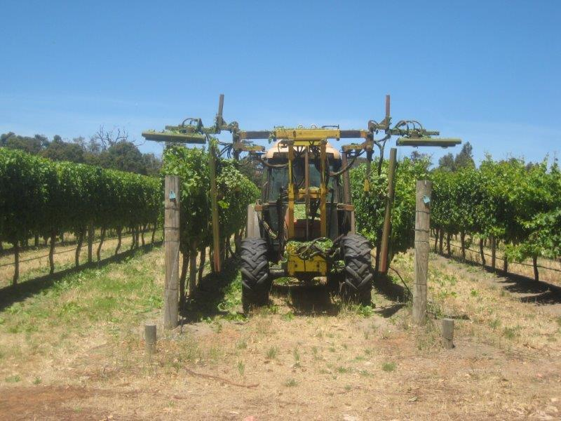 Equipment Hire  - WVC Viticulture Vineyard Maintenance